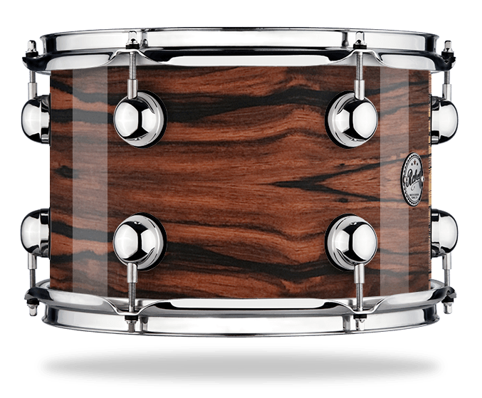 Exotic Amara Ebony - Lacquer - Hw Chrome