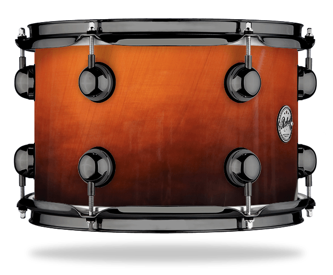 Graphite Orange - Lacquer - Hw Black Nickel