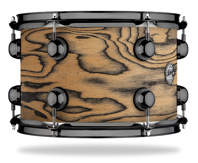 Orange Pine - Solid Satin - Hw Black Nickel