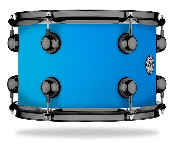Sky Blue - Solid Satin - Hw Black Nickel