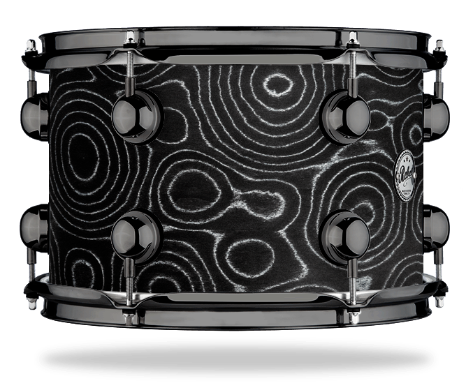 Black Sushi - Solid Satin - Hw Black Nickel